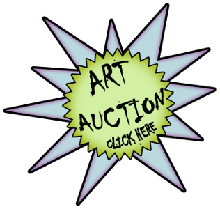 Alien Vacation Art Auction